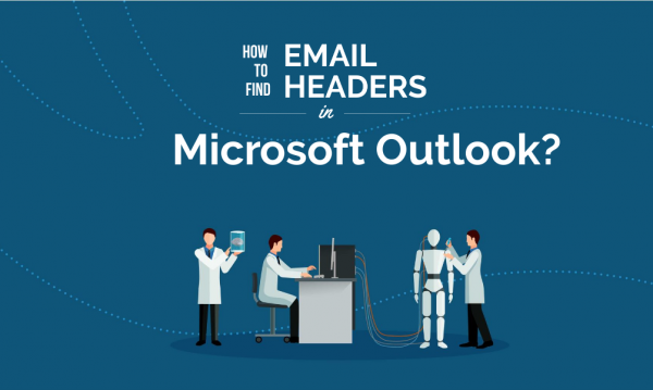 How to find email headers in Outlook