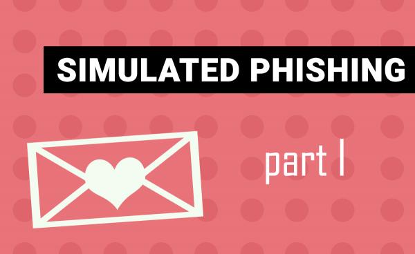 Simulated phishing: Goals and methodology